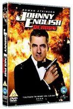 Johnny English Reborn 5050582867282 With Rowan Atkinson DVD Region 2