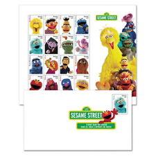 USPS New Sesame Street Keepsake
