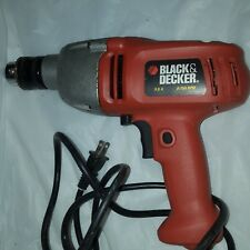 Black and Decker Electric Hand Drill Dr 500