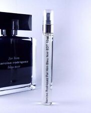 Narciso Rodriguez For Him Bleu Noir Eau de Toilette 10ml Spray 0.33oz EDT SAMPLE