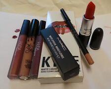 Lipstick Lip Kit Cosmetic Pink Nude Plum Biege Quality Items  Christmas present
