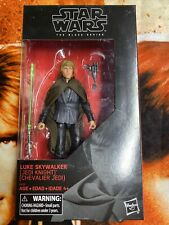 Star Wars Black Series 6? Luke Skywalker Jedi Knight Walmart Exclusive