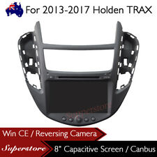 "8"" Head Unit Navigation Car DVD GPS Stereo For 2013-2017 Holden TRAX"