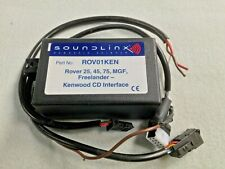 Soundlinx ROV01KEN Rover BMW MINI to Kenwood Car CD Changer Adaptor Cable