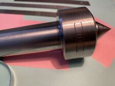 Riten Live Center 1 Point 4 Morse Taper Excellent Condition Very Smooth
