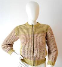 No Pattern Zip Jumper/Cardigan Size Petite for Women