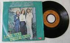 The BEE GEES (SP 45T) LOVE YOU INSIDE OUT
