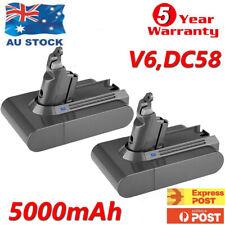 21.6v V6 Battery for Dyson Dc58 Dc59 Dc61 Dc62 Animal Handheld Vacuum Cleaner AU