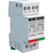Citel ds440-230 / G AC LIMITATORE DI SOVRATENSIONE TIPO 2 Fase 3 4 POLI CT2 IMAX