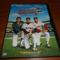 Major League 2 (DVD, 2000) Charlie Sheen,Tom Berenger Used  II