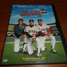 Major League 2 (DVD, 2000) Charlie Sheen,Tom Berenger Used OOP II