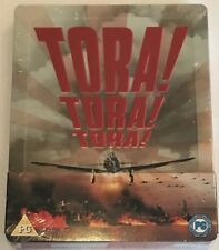 Tora! Tora! Tora! Steelbook Blu-Ray **Region Free** **Paint Chips**