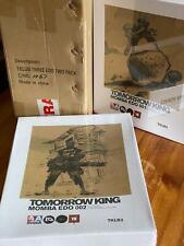 Ashley Wood - 3A - threeA - 1/6 - Tomorrow King - MOMBA EDO - Two Pack
