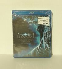 Alien Quadrilogy (Blu-ray Disc, 2014, Canadian Bilingual) NEW AUTHENTIC REGION A