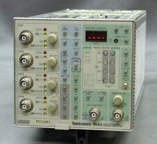 TEKTRONIX 7A42 Logic-Triggered Amplifier plugin, 350MHz, tested good EXC