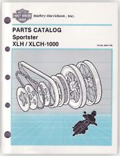 HARLEY-DAVIDSON Teilebuch Sportster XL 1954-1978 Buch NEU 99451-78B Ironhead XLH