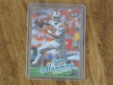 PEYTON MANNING ROOKIE CARD in 1998 ULTRA #201 Colts HOF