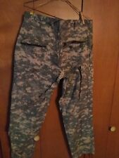 MILITARY ACU  CAMO PANTS, MED - REGULAR, NEW WITH THE TAG.