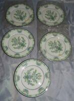 "Lenox Oxford USA Willow Tree 5 Bread Plates 6 1/2"" Orig. Wrapper -Bone China"