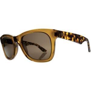 Electric Detroit XL Sunglasses Tobacco Tort Ohm Bronze