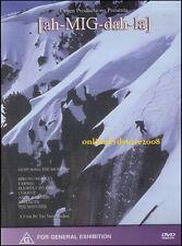ah-MIG-dah-la (Itai NEMOVICHER) Skiing Skiers Extreme Sports Film DVD NEW SEALED