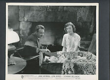 JANE WYMAN + LEW AYRES - 1948 JOHNNY BELINDA - DEAF MUTE GIRL'S STRUGGLES
