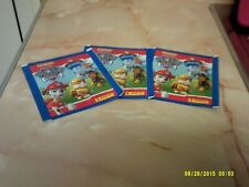 10 packets of paw patrol stickers panini lovely