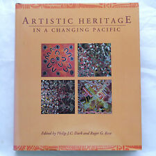 Artistic Heritage in a Changing Pacific ISBN 0824815734 Reference Book
