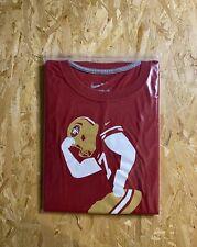 Nike San Francisco 49ers / Colin Kaepernick / T-Shirt / Sz Small / Equality