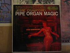 JESSE CRAWFORD, PIPE ORGAN MAGIC - LP CHEESECAKE CAL300