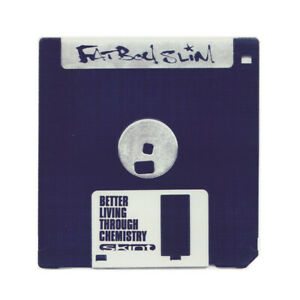 FATBOY SLIM - BETTER LIVING THROUGH CHEMISTRY VINYL LP SEALED MOV 180GRAM