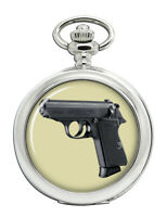 Walther PPK Pocket Watch