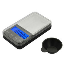 500g/0.01g Portable Mini Digital LCD Electronic Jewelry Pocket Gram Weight Scale