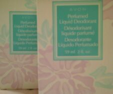 AVON Perfumed Liquid Deodorant 2 fl. oz.- TWO!