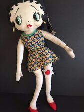 """Betty Boop """"All American Peace Lovin Betty"""" - 22 inches Tall Doll #6188Pl"""