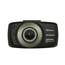 Papago! GoSafe 550 Super HD 1296p Ultra Wide Angle Dash Cam Free 8GB Micro SD...