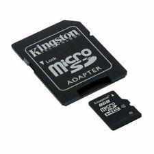 Kingston microSDHC 8GB Clase 4 Tarjeta Memoria