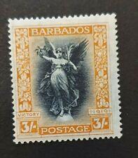 Barbados KGV SG211 LMM