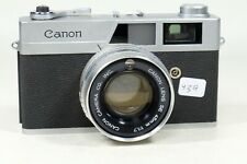 Canon Canonet S Camera TESTED!!!!