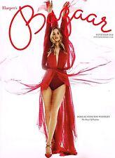 September Monthly Harper's Bazaar Magazines for Women