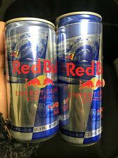 Japan RED BULL 2019 HONDA can x2 sealed bottom-open EMPTY full? Ask! 185/250 ml