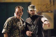 Quentin tarantino signed autógrafo 20x30cm Kill Bill en persona Autograph grindho
