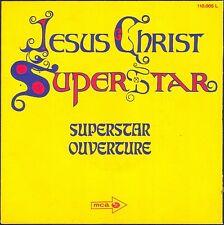 JESUS CHRIST SUPERSTAR OUVERTURE 45T SP BIEM MCA 110.005 DISQUE NEUF / MINT