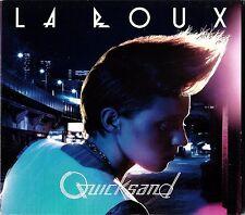 LA ROUX - QUICKSAND / REMIXES 2009 UK UK CD SINGLE DIGIPAK ELEANOR JACKSON