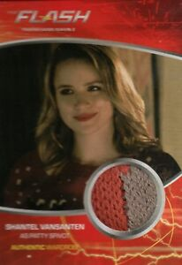 The Flash Season 2, Shantel Vansanten 'Patty Spivot' Wardrobe Card M15