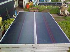 uni-solar panels 235 watts in frame two US-116 in 5x8 frame 24v/48v 235 watts