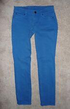 Ann Taylor Blue low rise Modern Fit low rise Slim Jeans Size 4P 4 Petite Womens