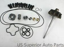 94-97 Ford Powerstroke 7.3L TP38 Turbo Turbine Wheel Shaft + Repair kit 9 Bolts