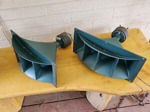 Altec Lansing Vot 802-C Drivers + H-811-B Horns