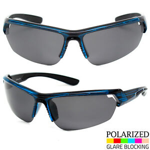 Polarized Protective Outdoor Sport Sunglasses Men Women Best for Golf Running